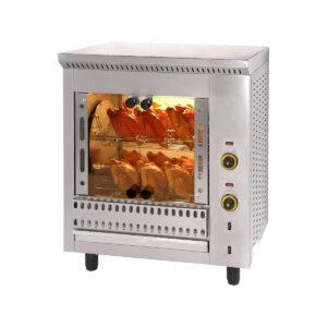 Κοτοπουλιέρα Ηλεκτρική με Καλαθάκια T16