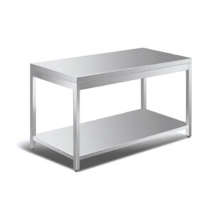 Τραπέζι Εργασίας με Ένα Ράφι TE 227