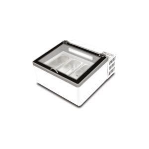 Επιτραπέζια Βιτρίνα για Λεκανάκια Παγωτού POP 60